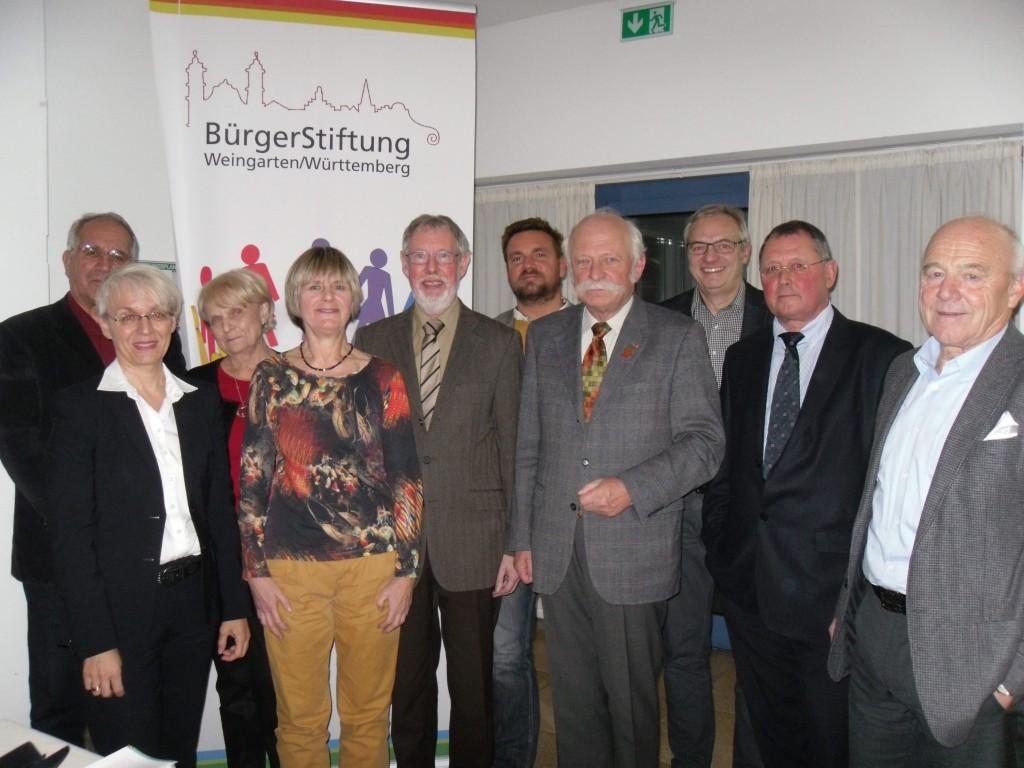 Stifterversammlung 2014